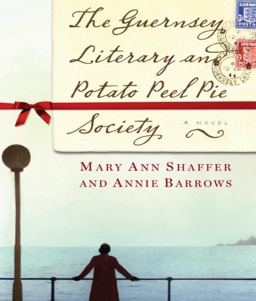 Guernsey literary potatoe peel society