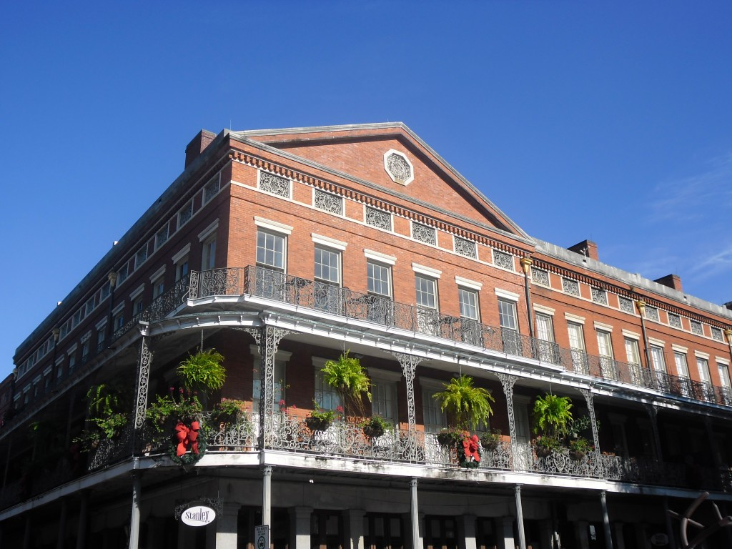 New Orleans house French quarter