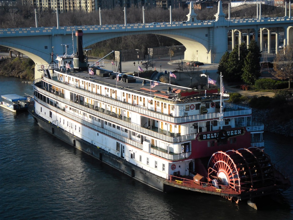 Tennessee Chattanooga steamboat
