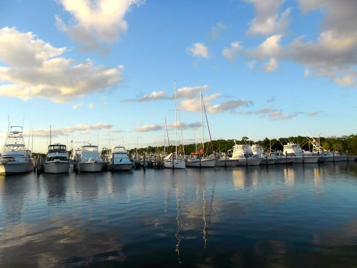 Miami Marina Coral Gables