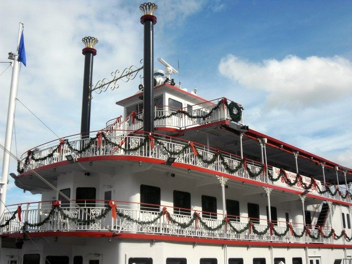 Savannah steamboat