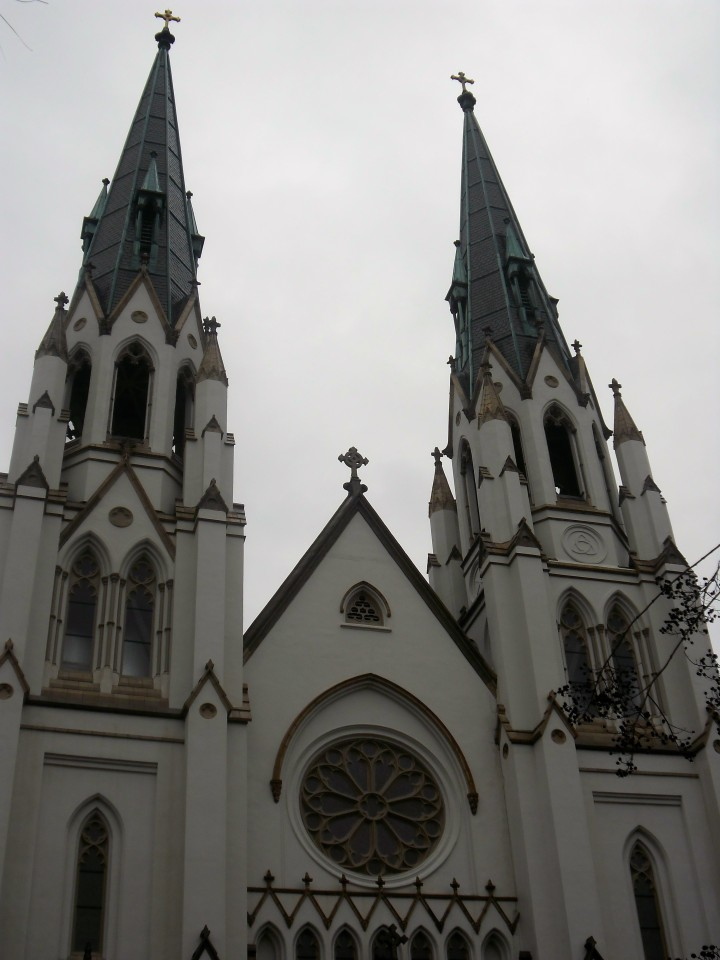 Savannah church