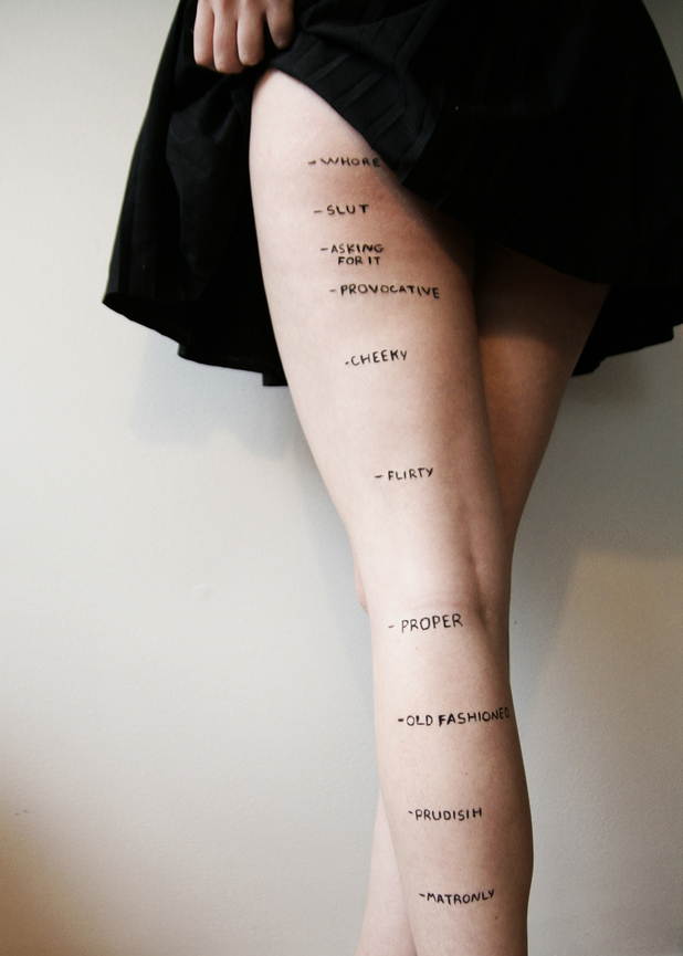 length of skirt