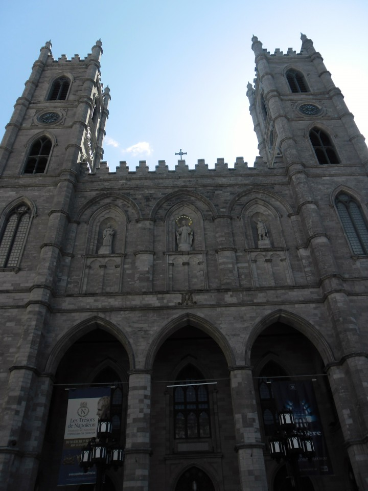 NotreDame Montreal