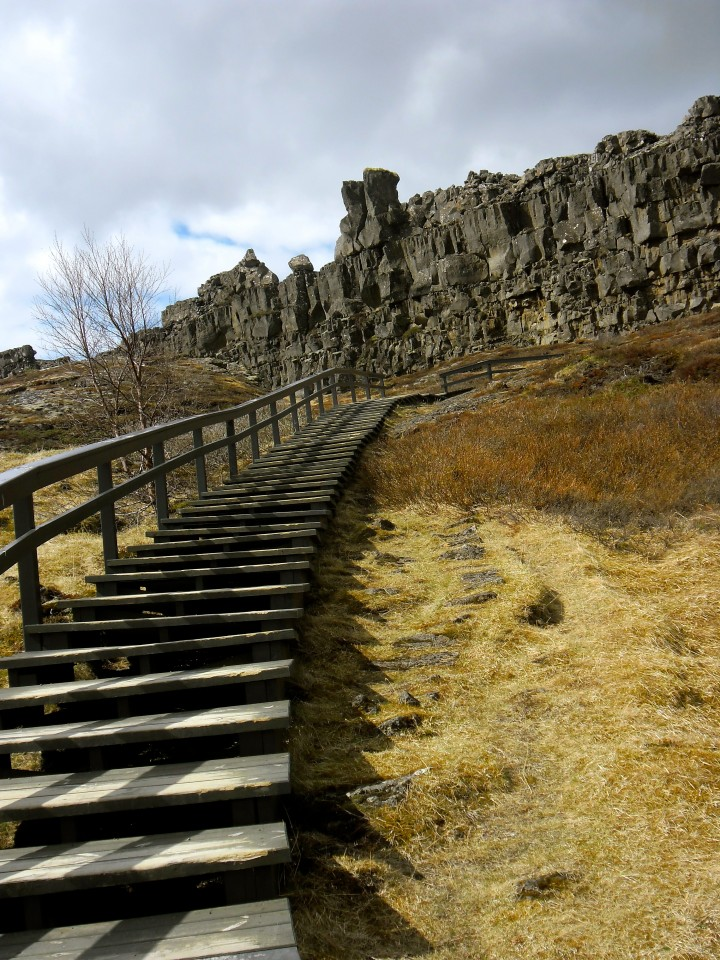 Thingvellir Islande Cercle d'Or