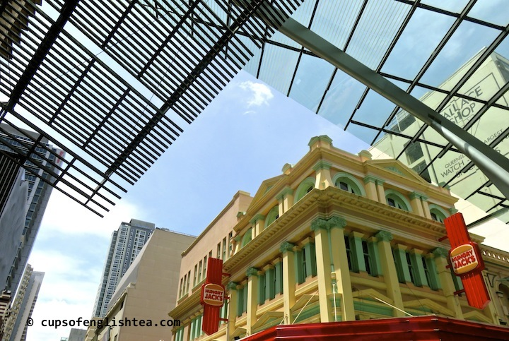 Brisbane-cbd-architecture