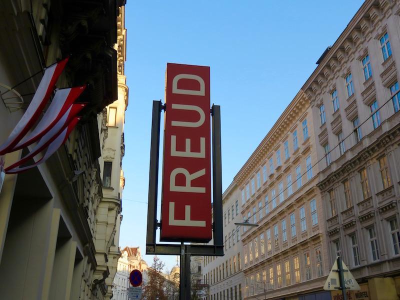 Maison de Freud à Vienne