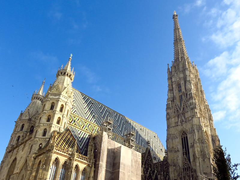 St Stephen cathedral, Vienna