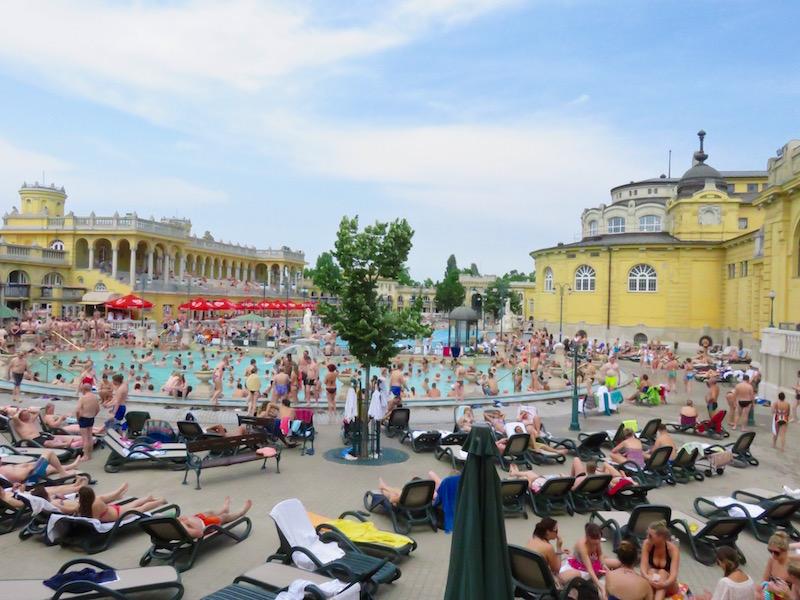 Széchenyi Budapest