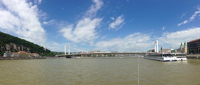 Croisière Danube Budapest