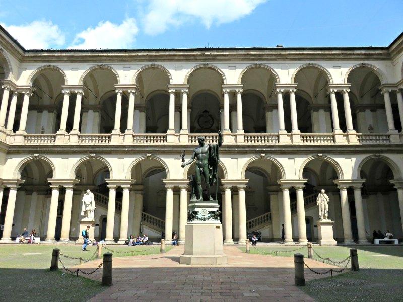 Academie beaux-arts Milan