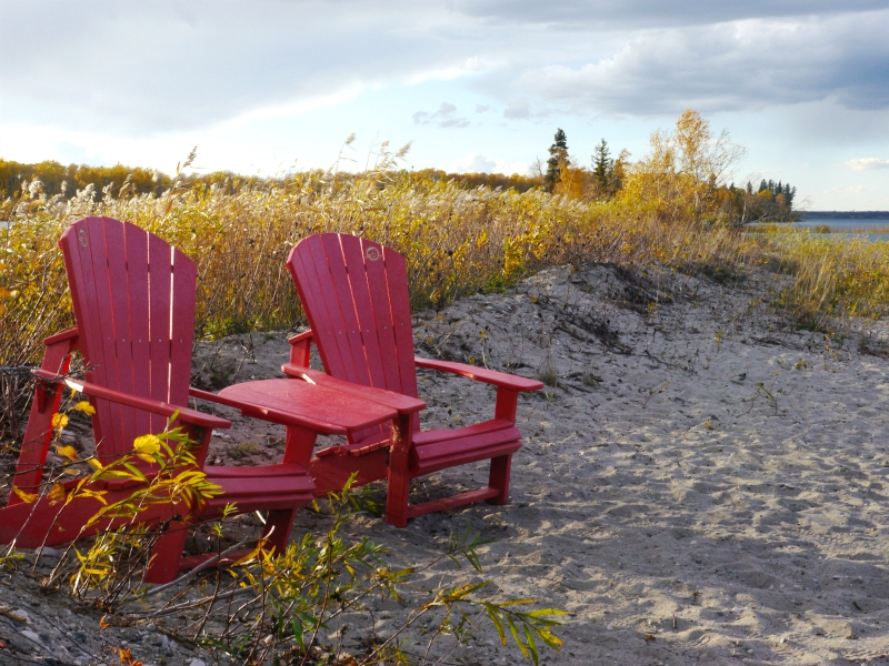 Parks Canada chairs