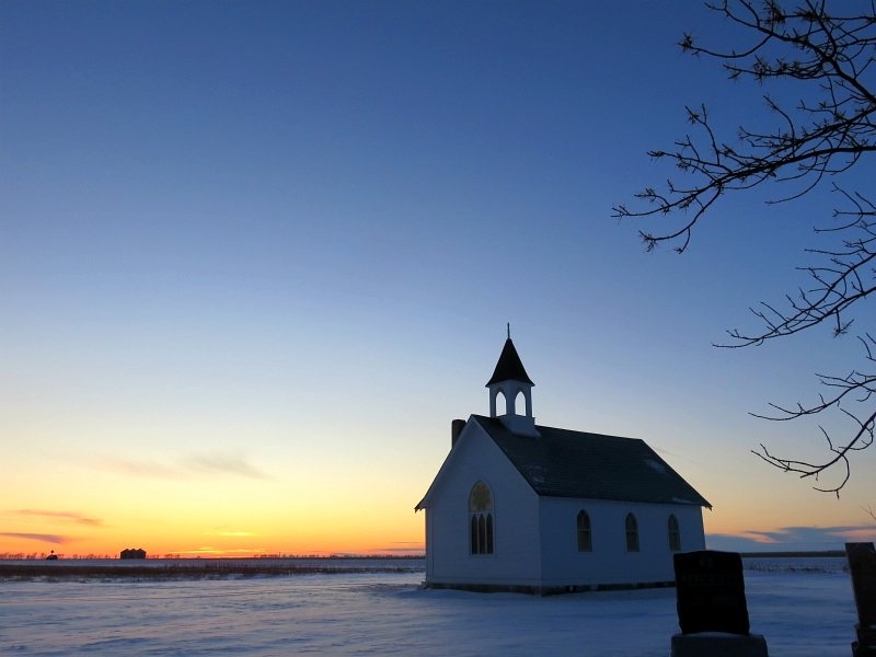 Eglise Union Point Manitoba