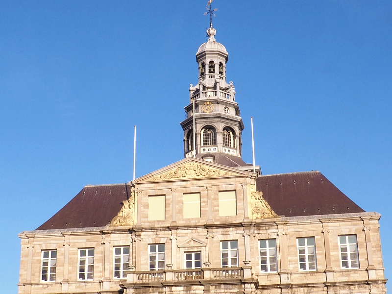 City hall Maastricht