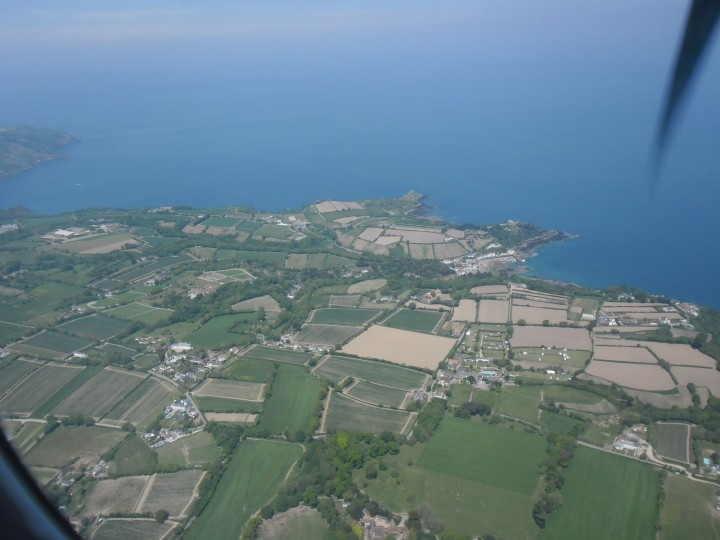 Jersey from the sky
