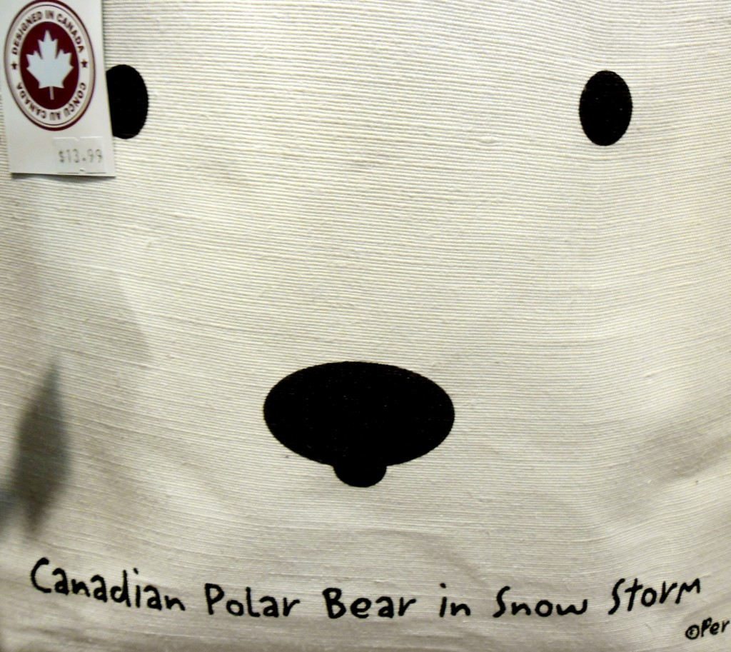 canadian polar bear