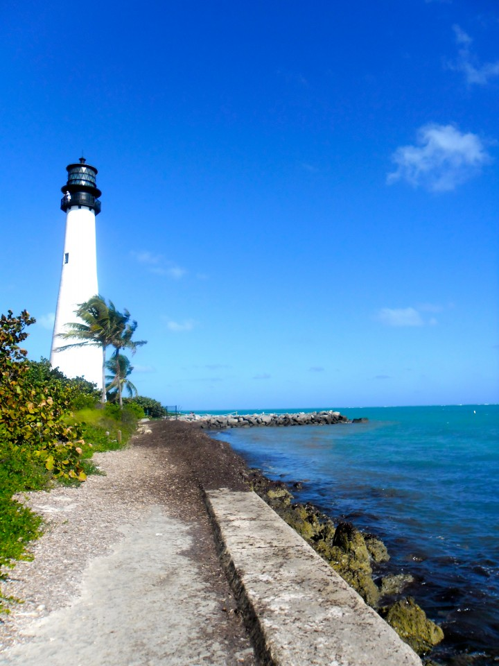 Lighthouse Miami Key Biscayne
