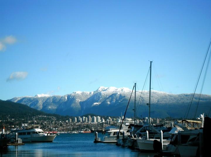 Coal Harbour Vancouver