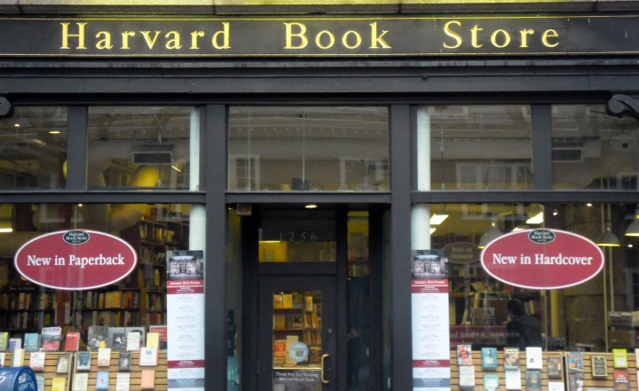 Harvard-bookstore