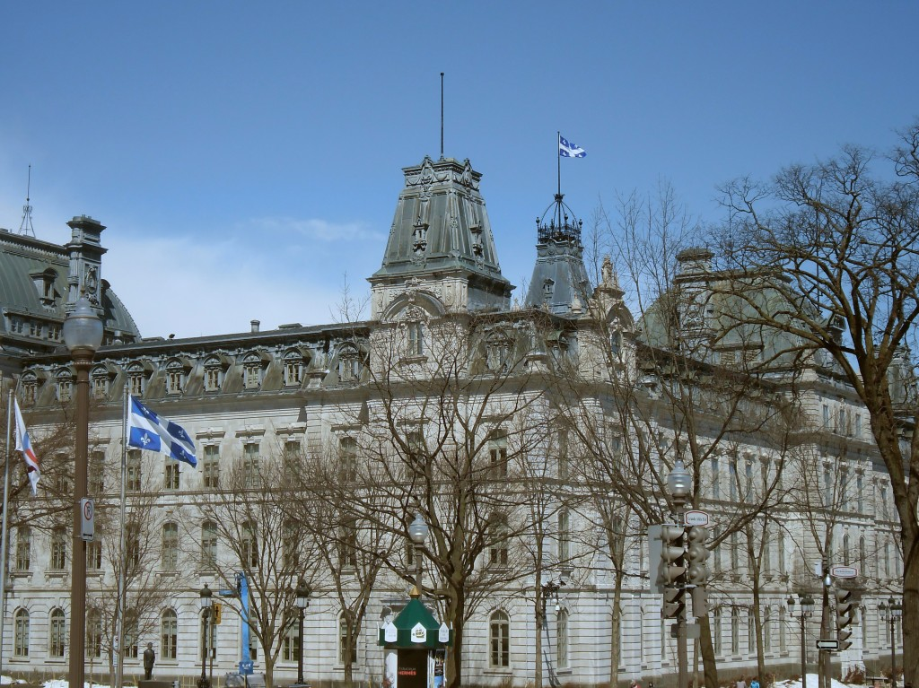 quebec parlement