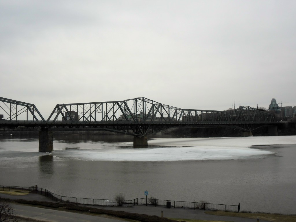 Ottawa bridge