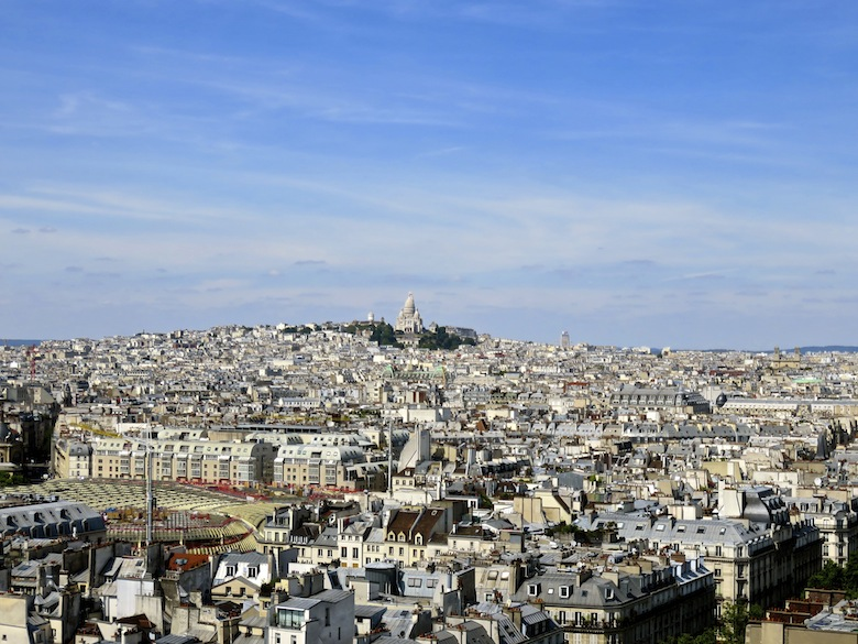 Butte Montmartre Tour St Jacques