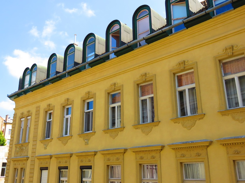budapest-yellow-building