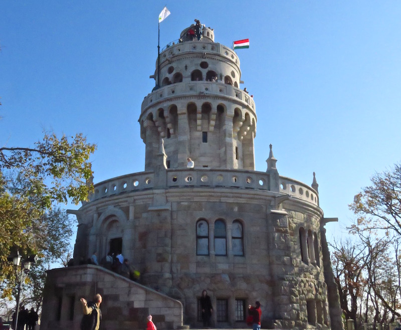 Belvédère Elisabeth - Budapest