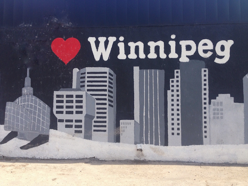 Winnipeg street art