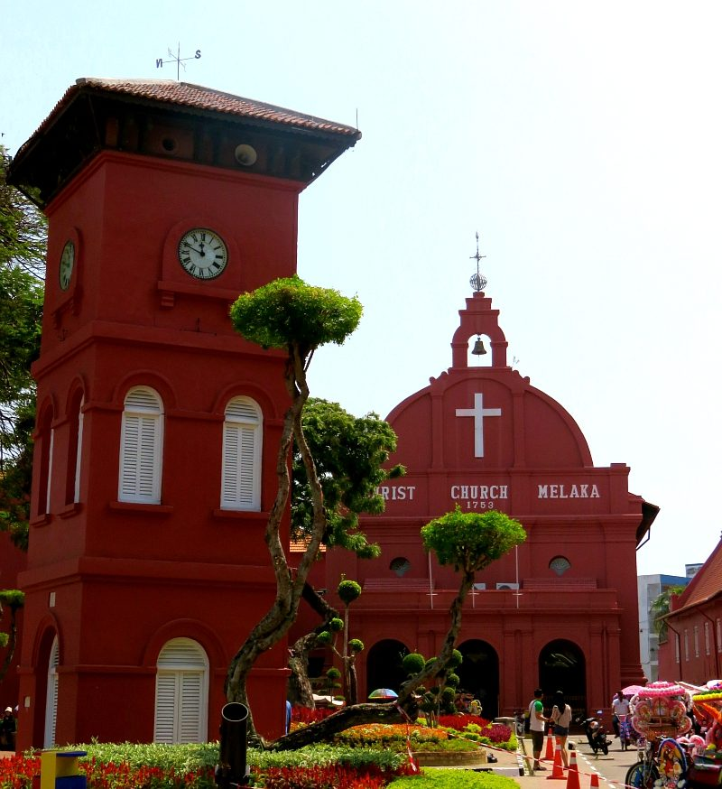 Malacca Dutch Square