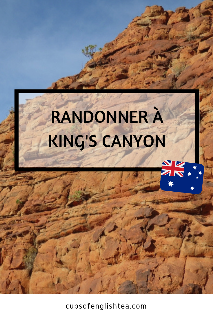 Randonner à King's Canyon