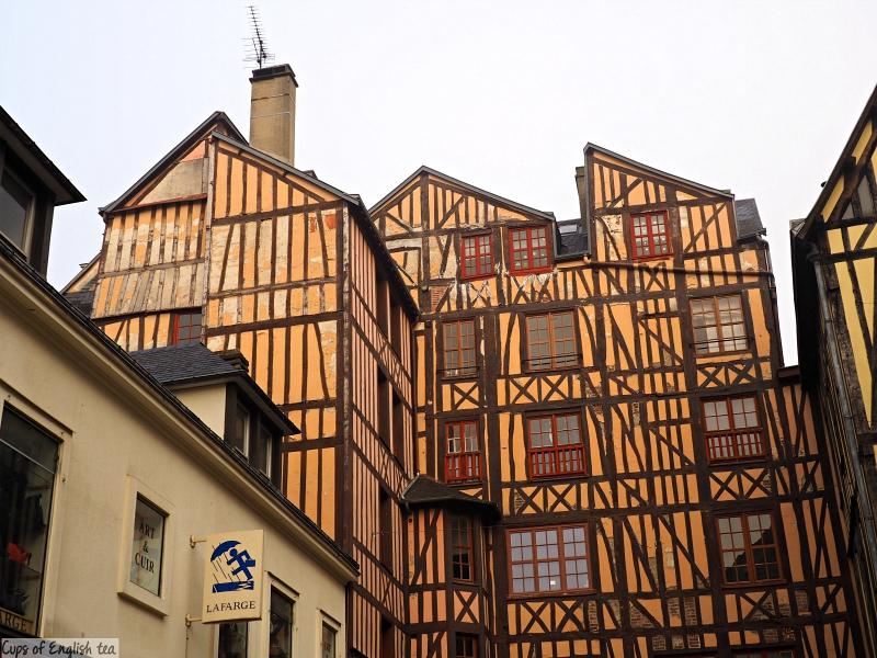 Architecture Rouen