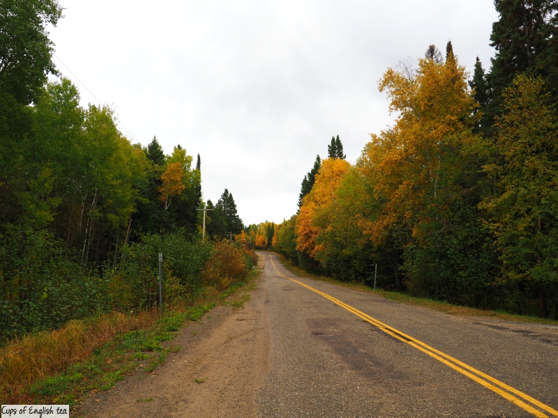 Whiteshell MB road