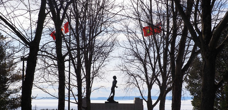 Terry Fox monument Thunder Bay
